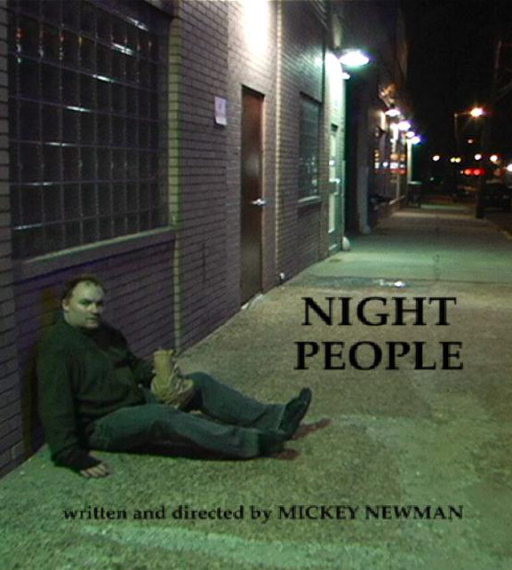 Night People Poster #1