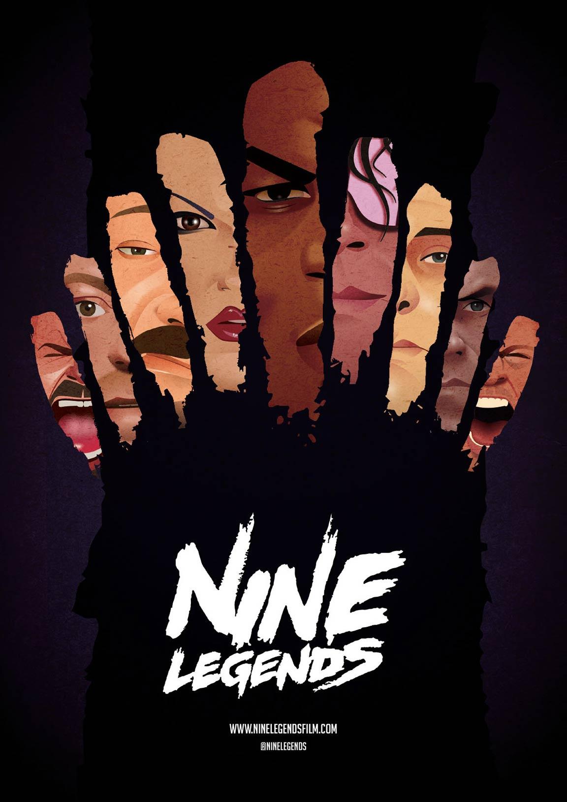 Nine Legends Poster #1