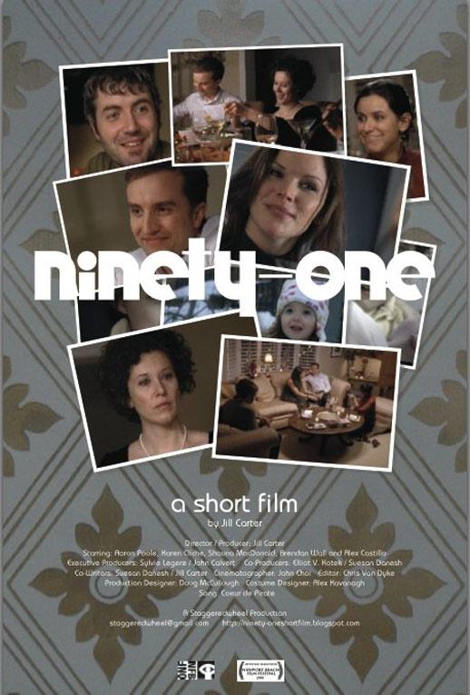 Ninety-One Poster #1