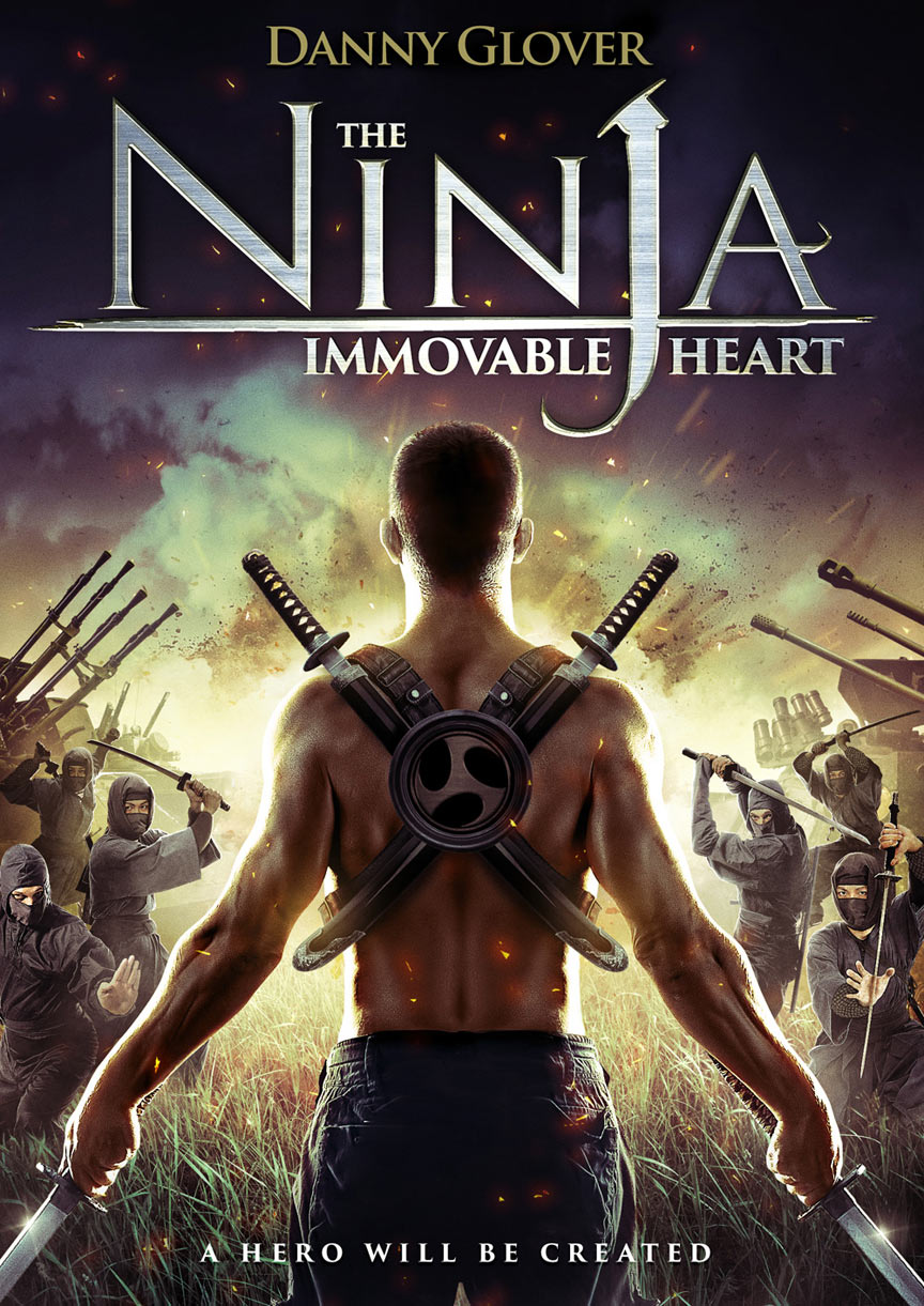 The Ninja: Immovable Heart Poster #1
