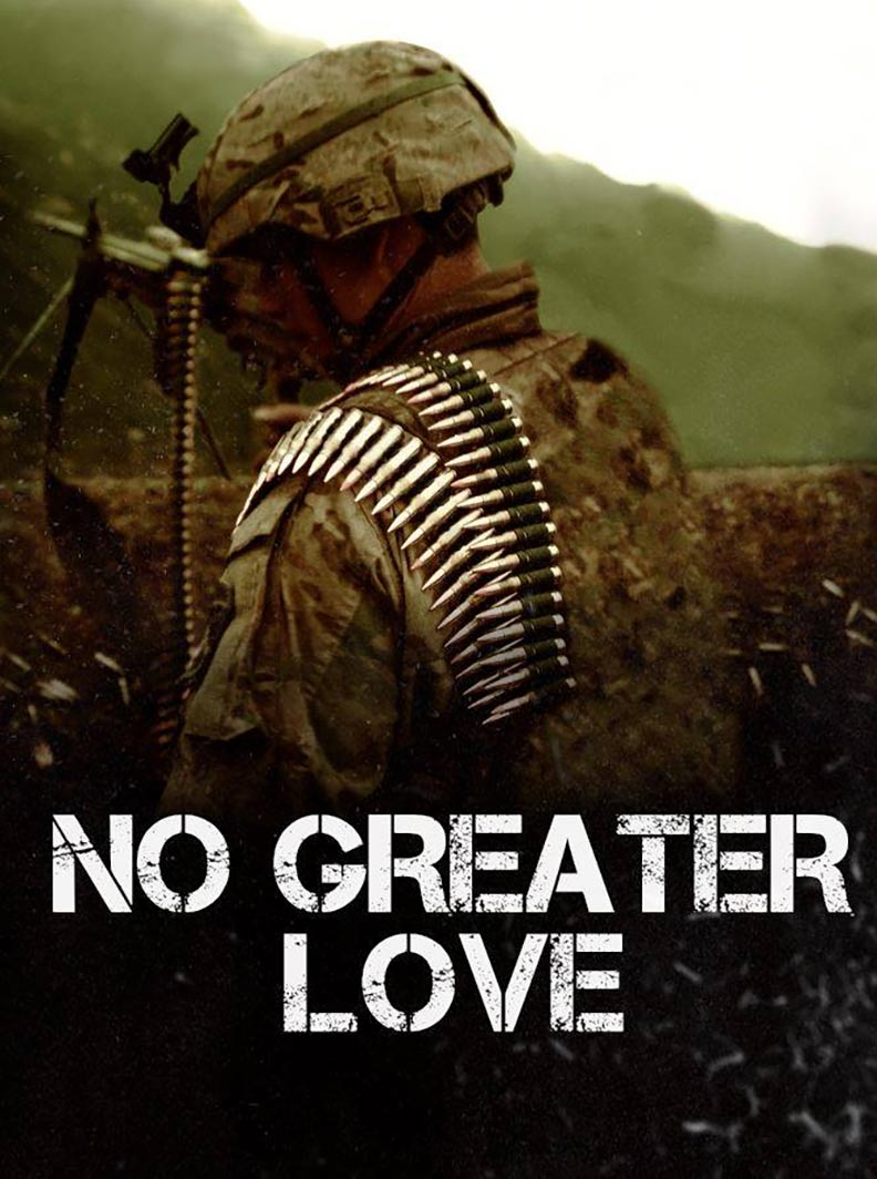 No Greater Love Poster #1