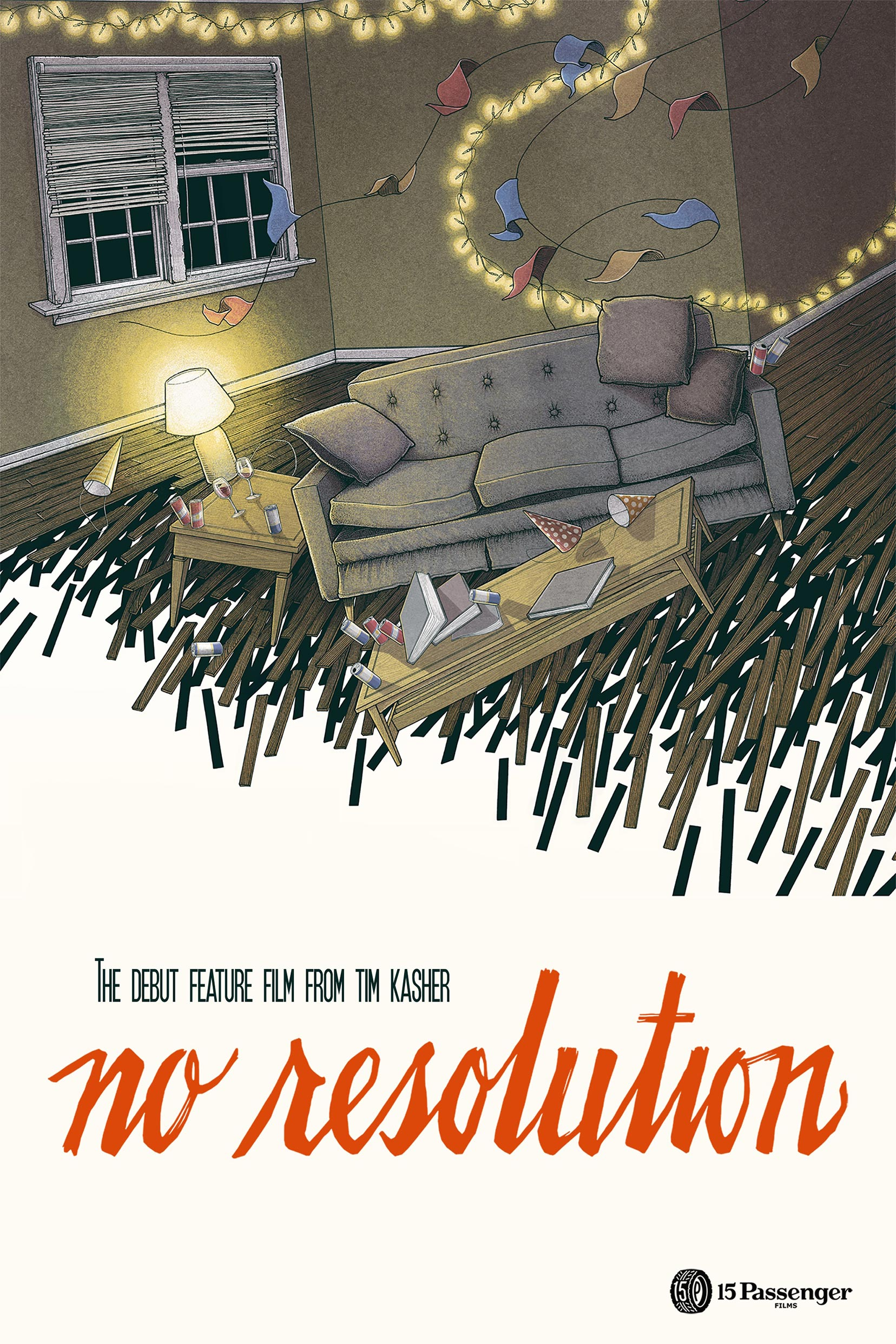 No Resolution Poster #1