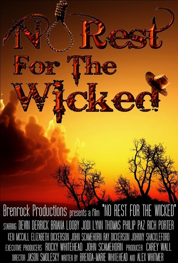 No Rest for the Wicked Poster #1