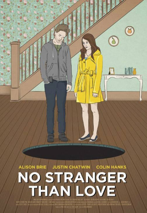 No Stranger Than Love Poster #1