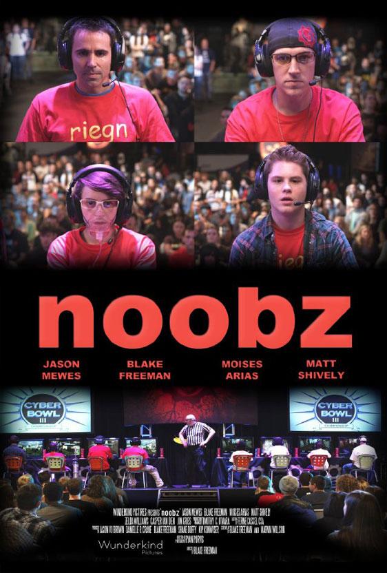Noobz Poster #1