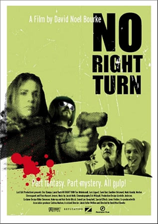 No Right Turn Poster #3