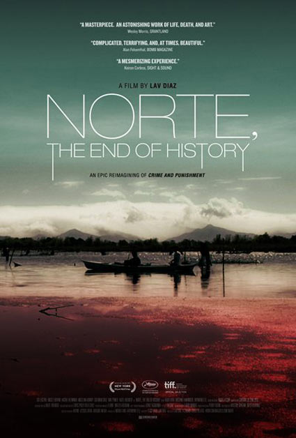 Norte, The End of History Poster #1