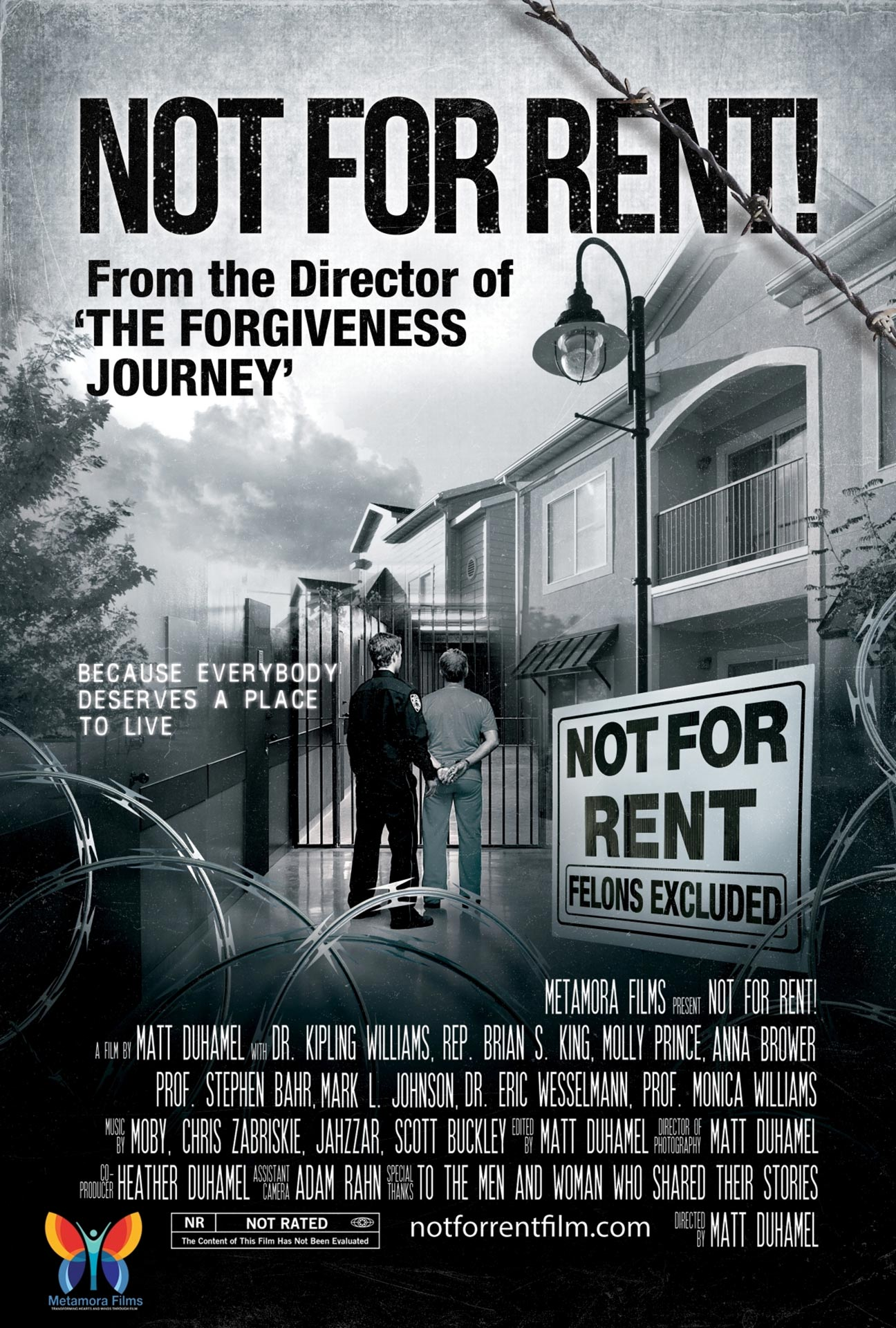 Not for Rent! Poster #1