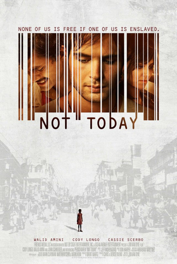 Not Today Poster #1
