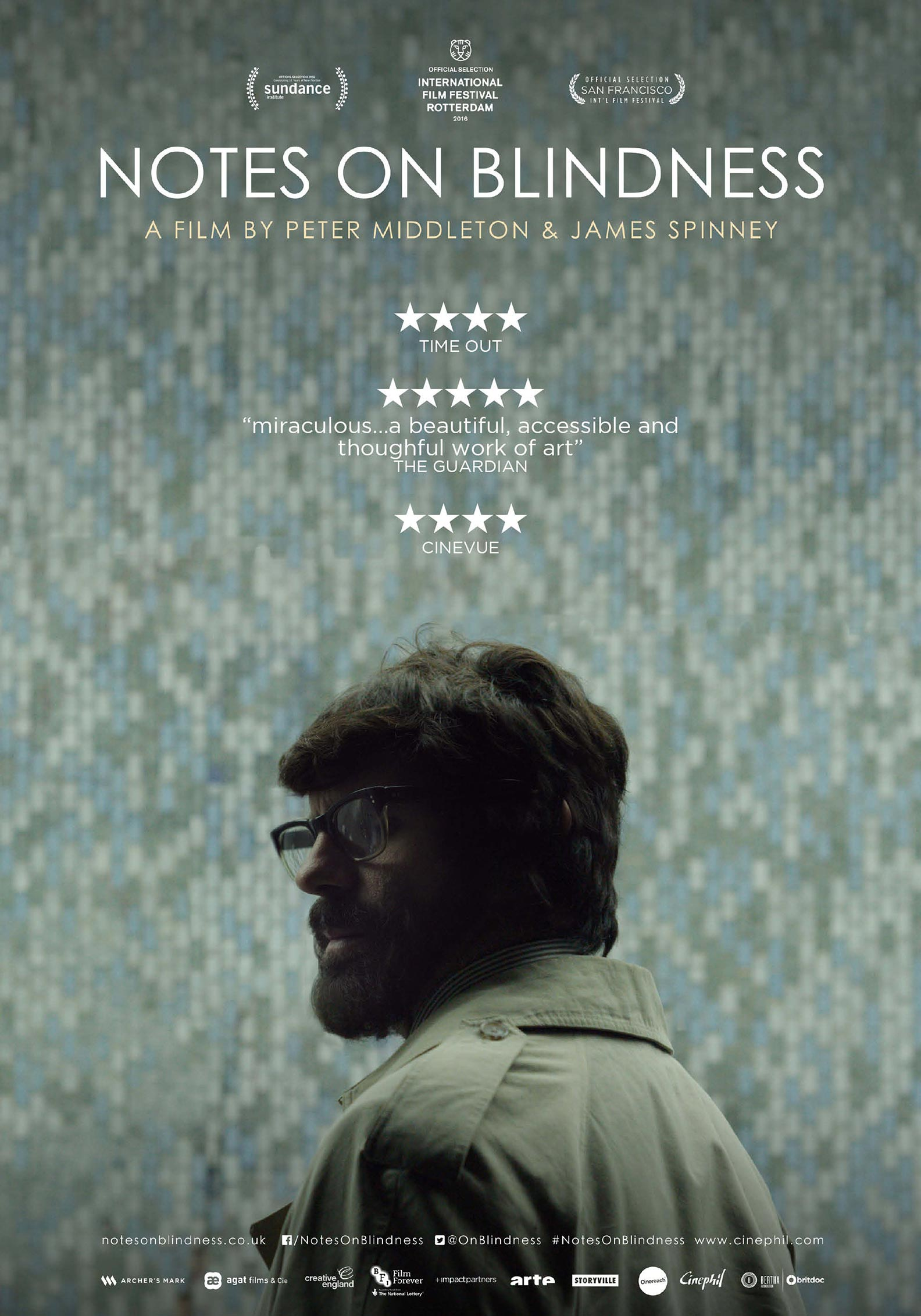 Notes on Blindness Poster #1