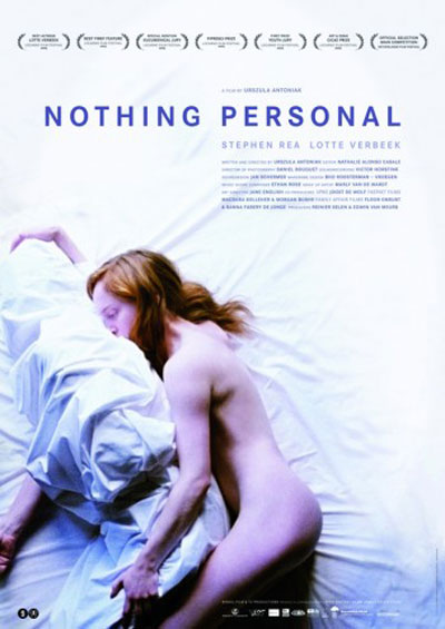 Nothing Personal Poster #1