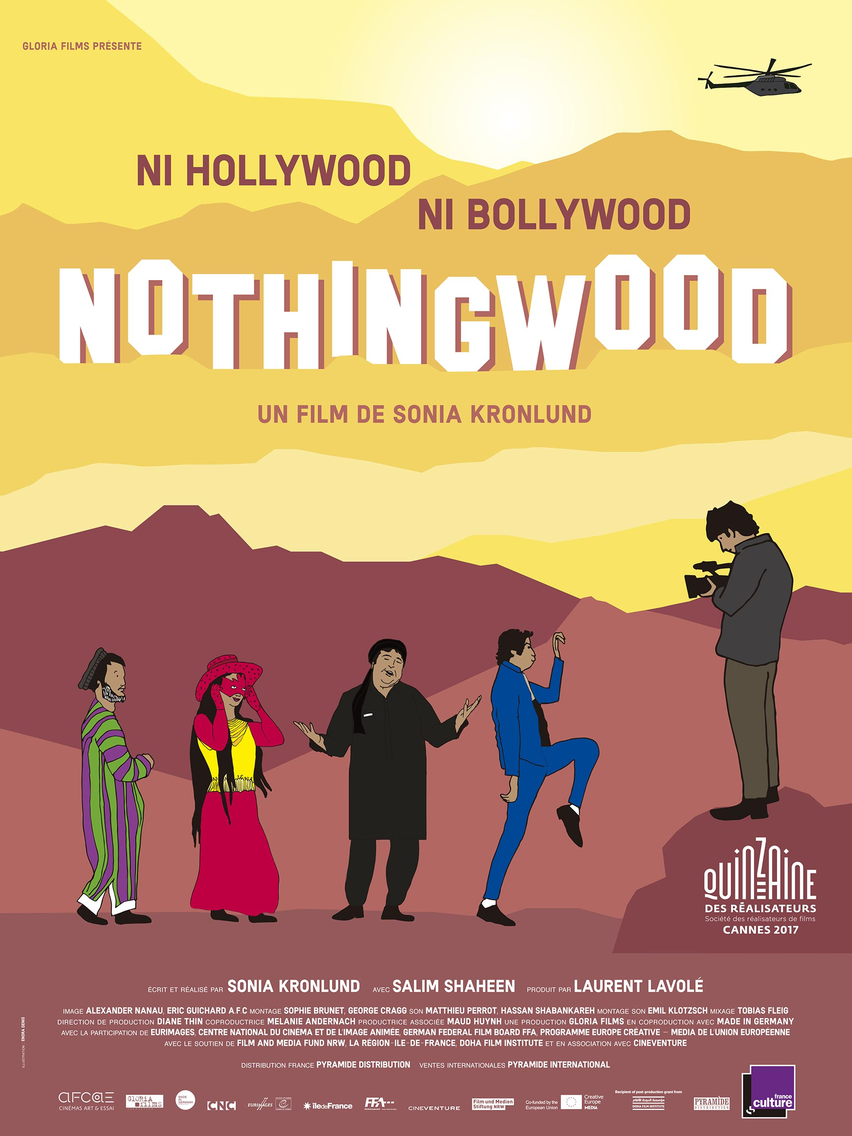 Nothingwood Poster #1
