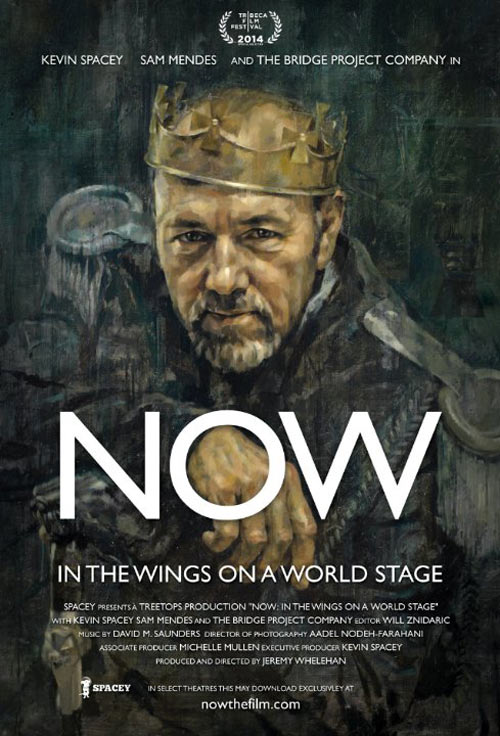 NOW: In the Wings on a World Stage Poster #1