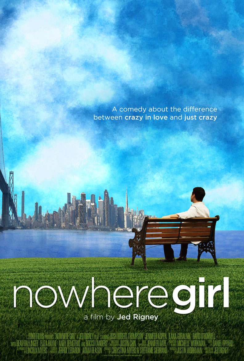 Nowhere Girl Poster #1