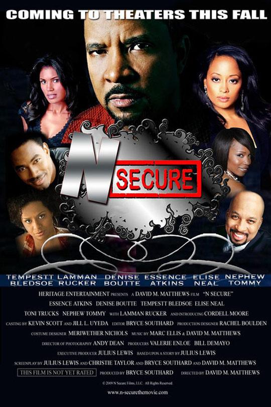 N-Secure Poster #1