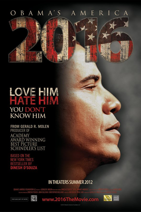 2016: Obama's America Poster #1
