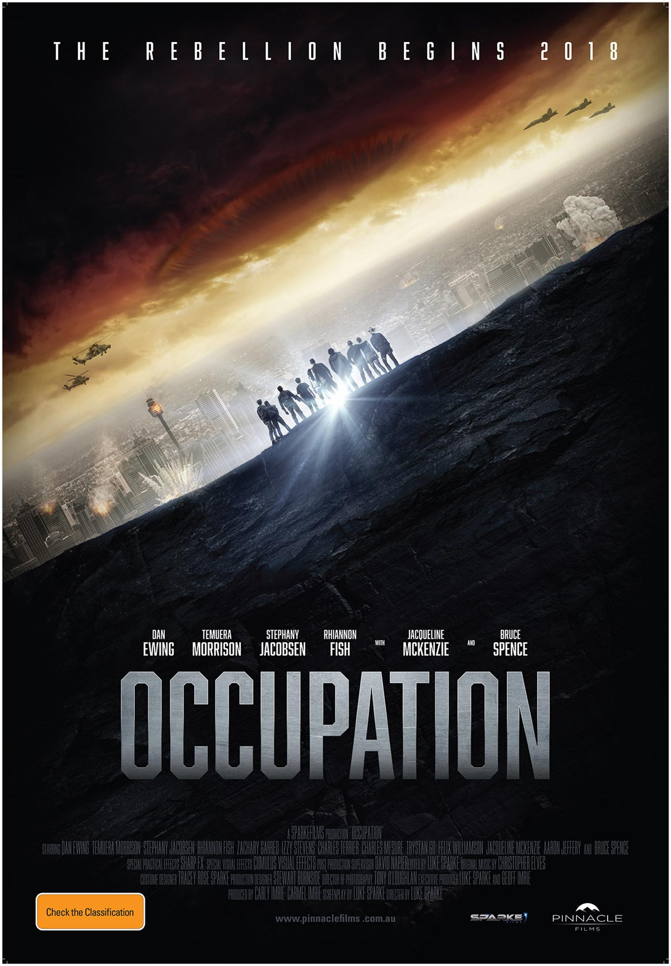Occupation Poster #1