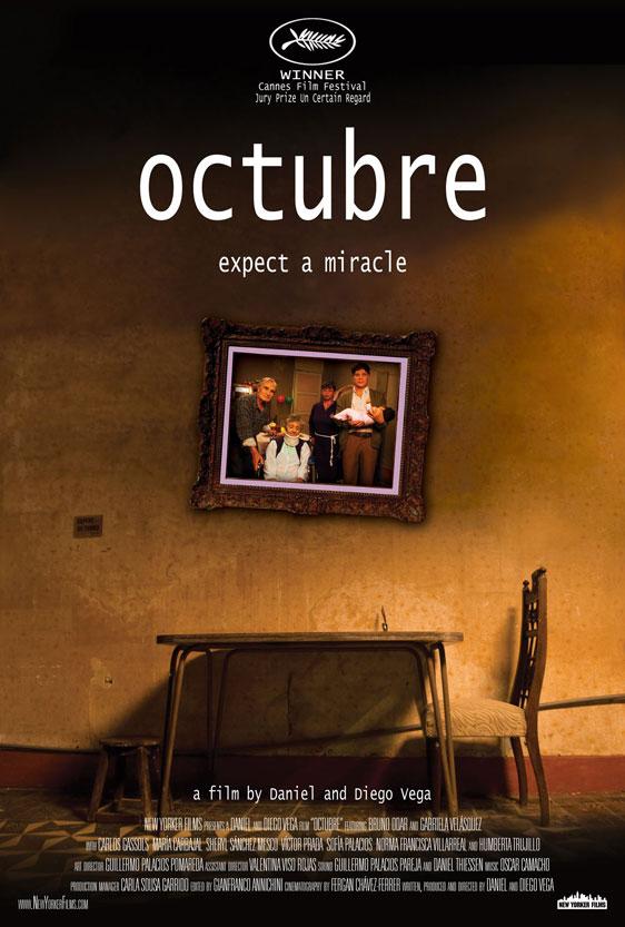 October (Octubre) Poster #1