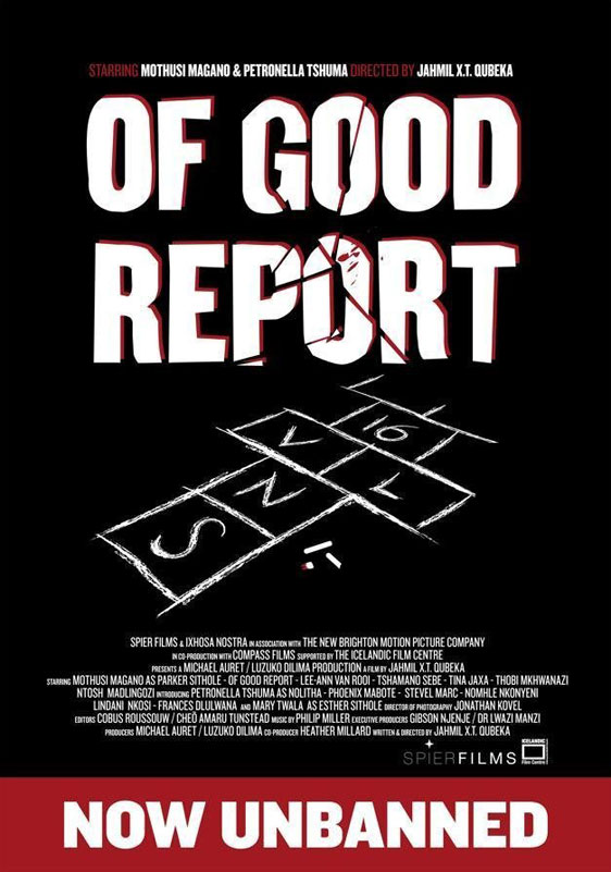 Of Good Report Poster #1