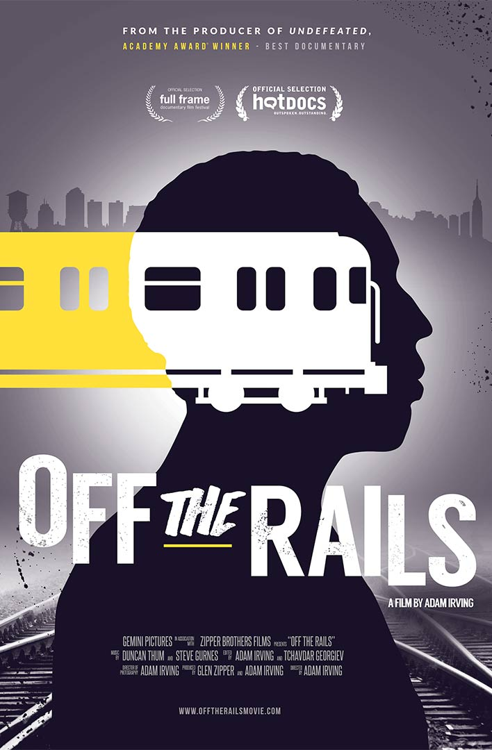 Off the Rails Poster #1
