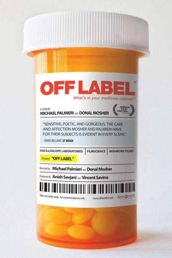 Off Label Poster #1