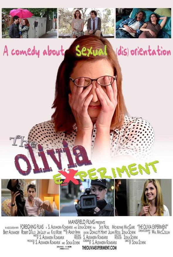 The Olivia Experiment Poster #1