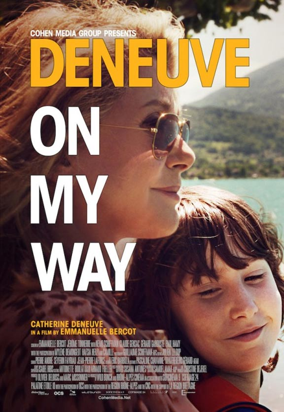 On My Way Poster #1