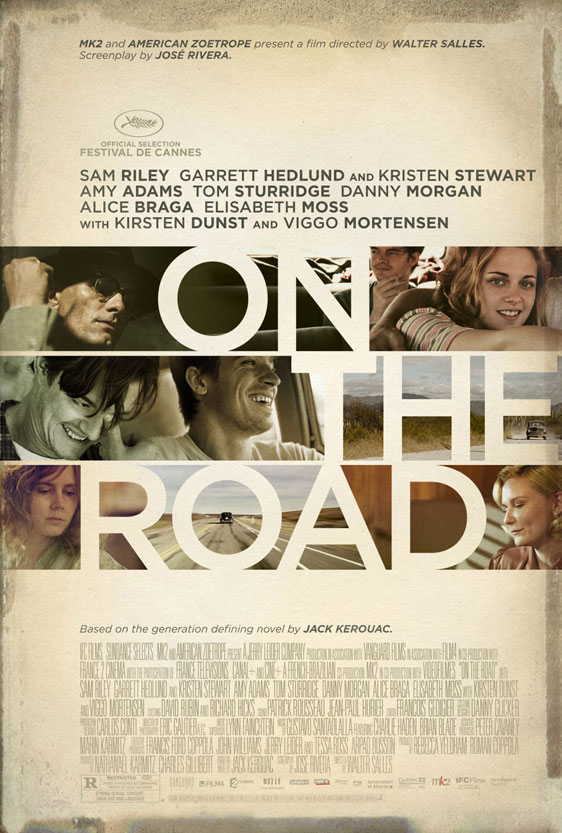 On the Road Poster #12