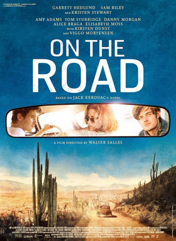 On the Road Poster #1