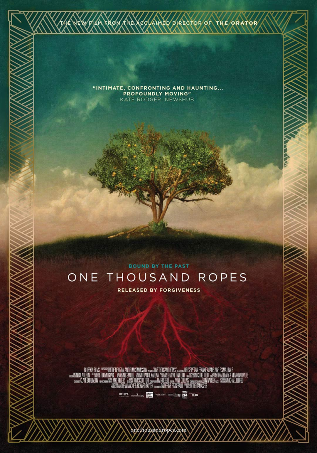 One Thousand Ropes Poster #1