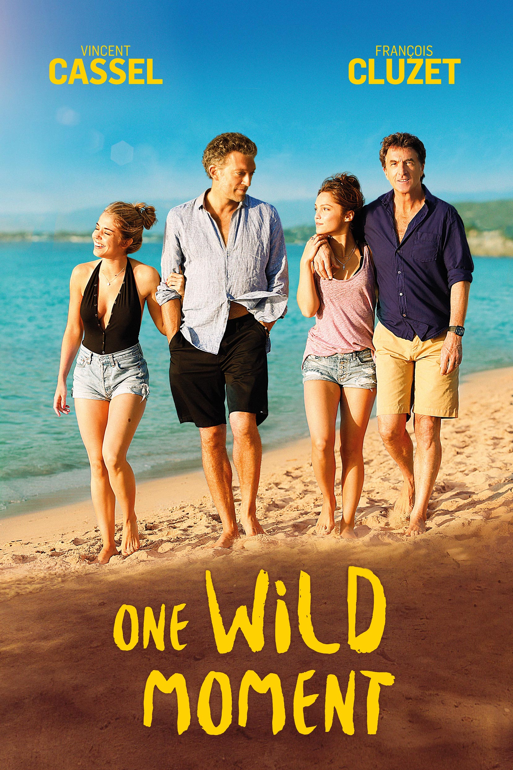 One Wild Moment Poster #1