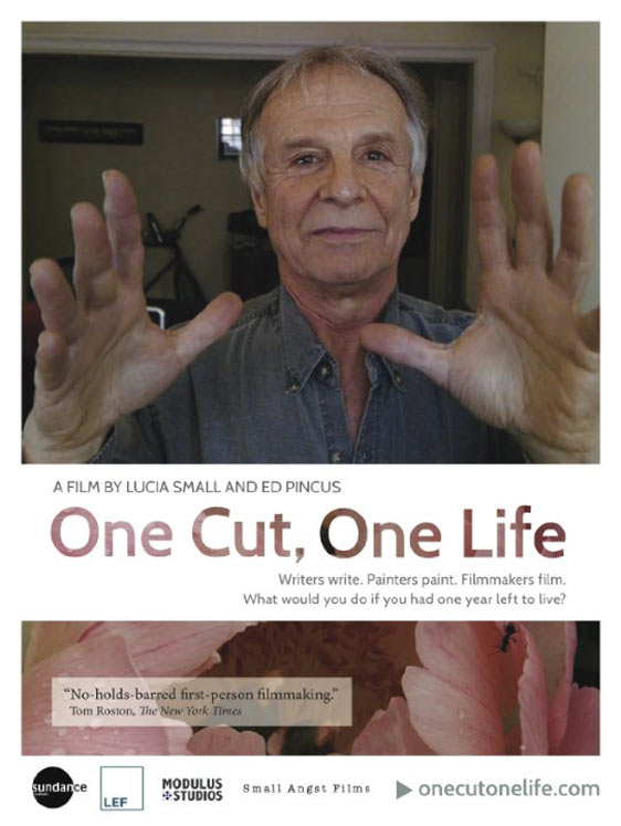One Cut, One Life Poster #1