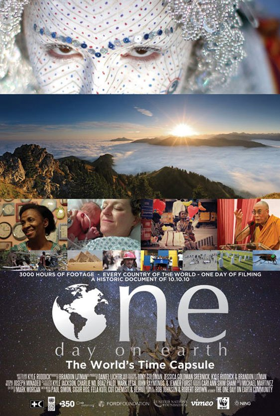 One Day on Earth Poster #1