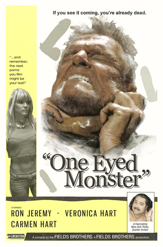 One-Eyed Monster Poster #1