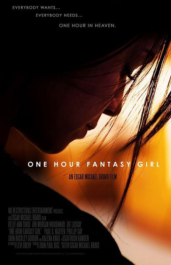 One Hour Fantasy Girl Poster #1