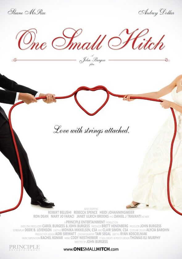 One Small Hitch Poster #1
