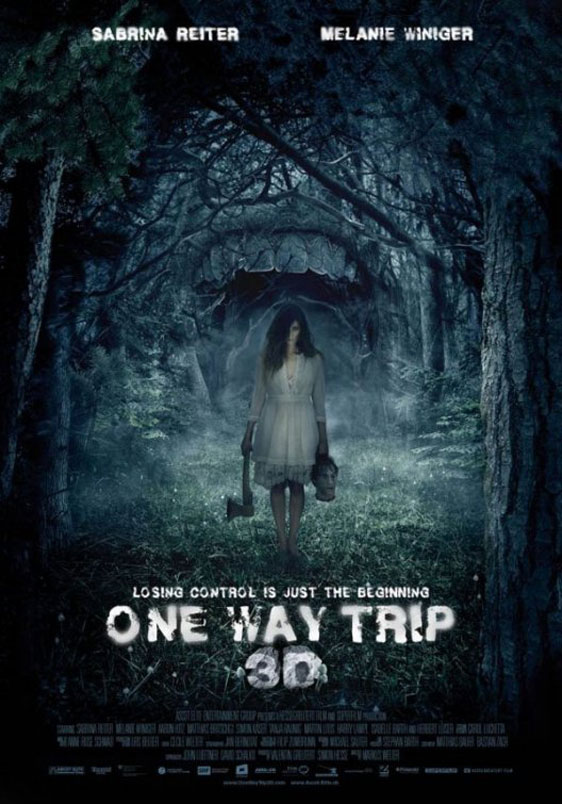 One Way Trip 3D Poster #2
