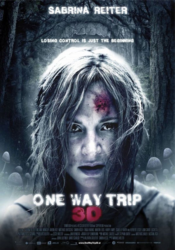 One Way Trip 3D Poster #3