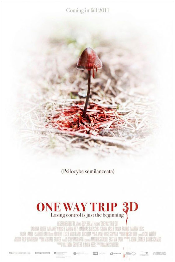 One Way Trip 3D Poster #1