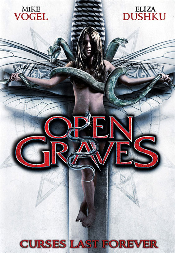 Open Graves Poster #2