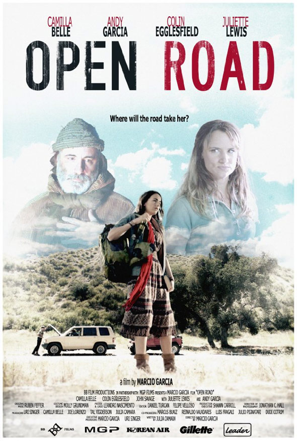 Open Road Poster #1