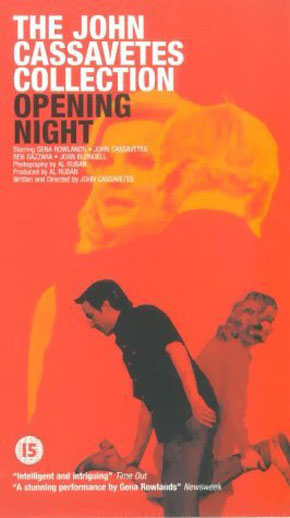 Opening Night Poster #1