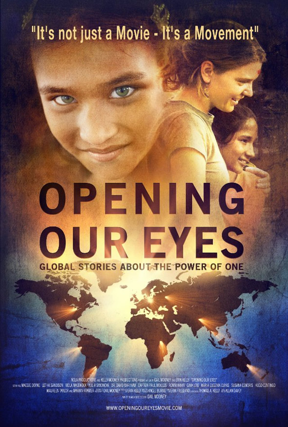 Opening Our Eyes Poster #1