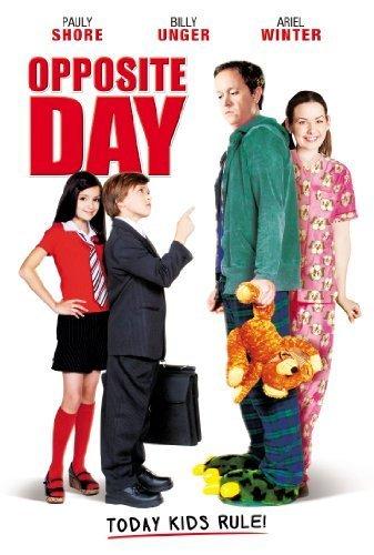 Opposite Day Poster #1