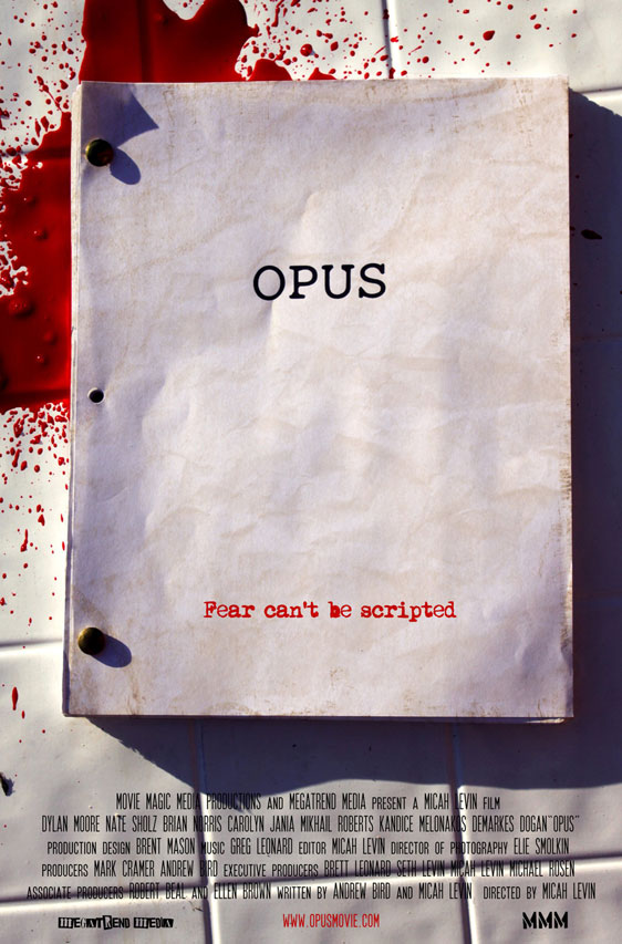 Opus Poster #1