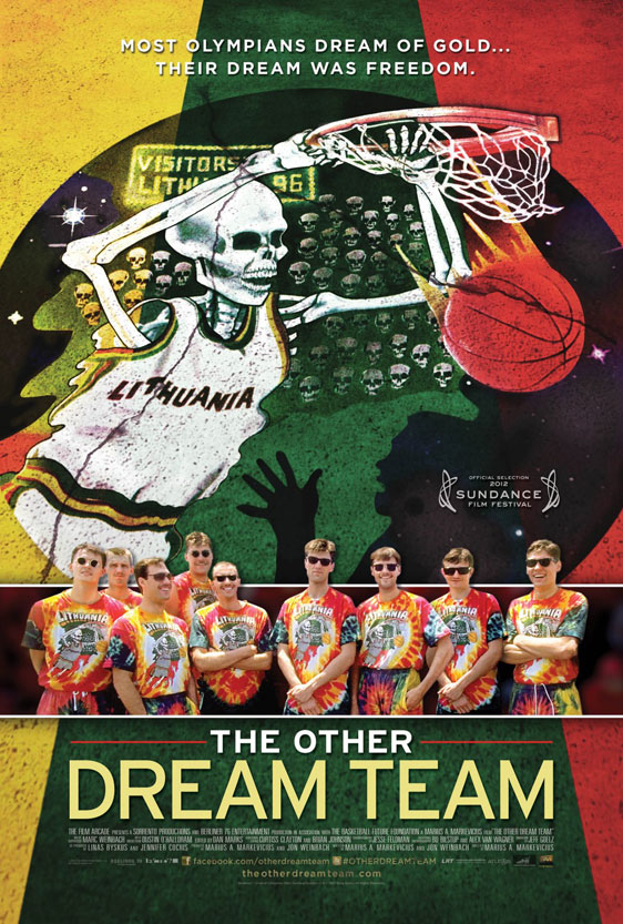 The Other Dream Team Poster #2