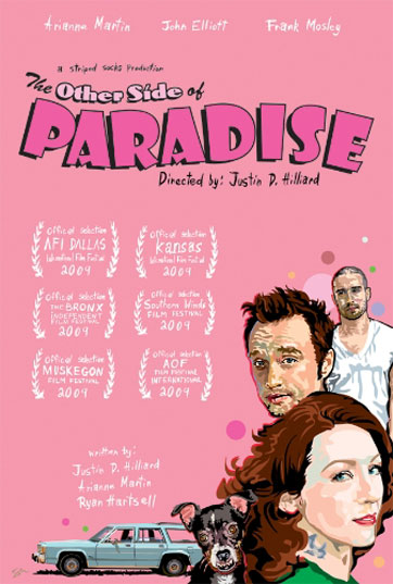 The Other Side of Paradise Poster #2