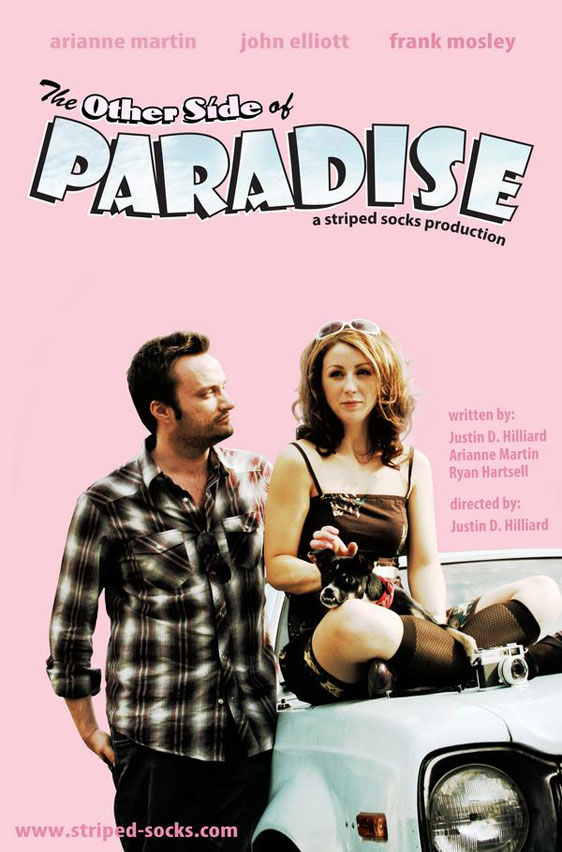 The Other Side of Paradise Poster #1