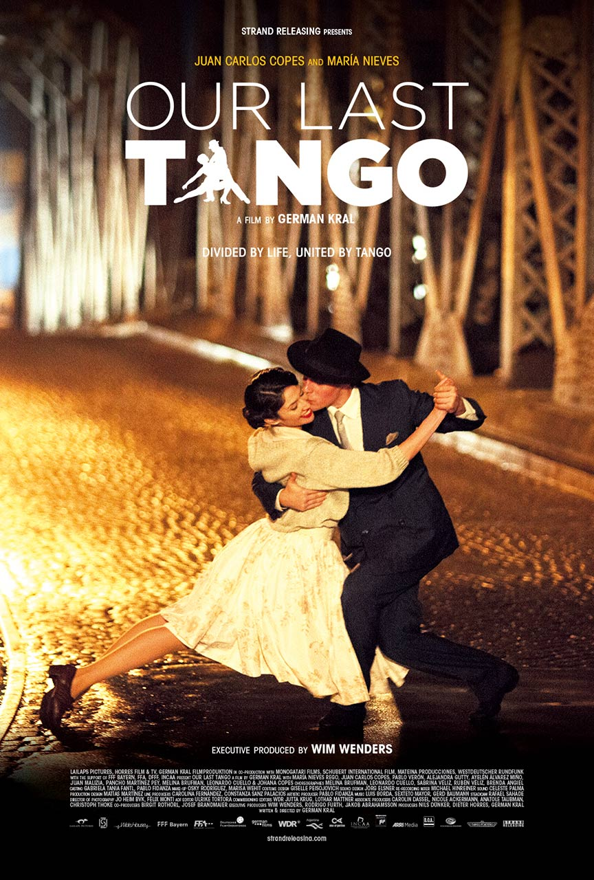 Our Last Tango Poster #1