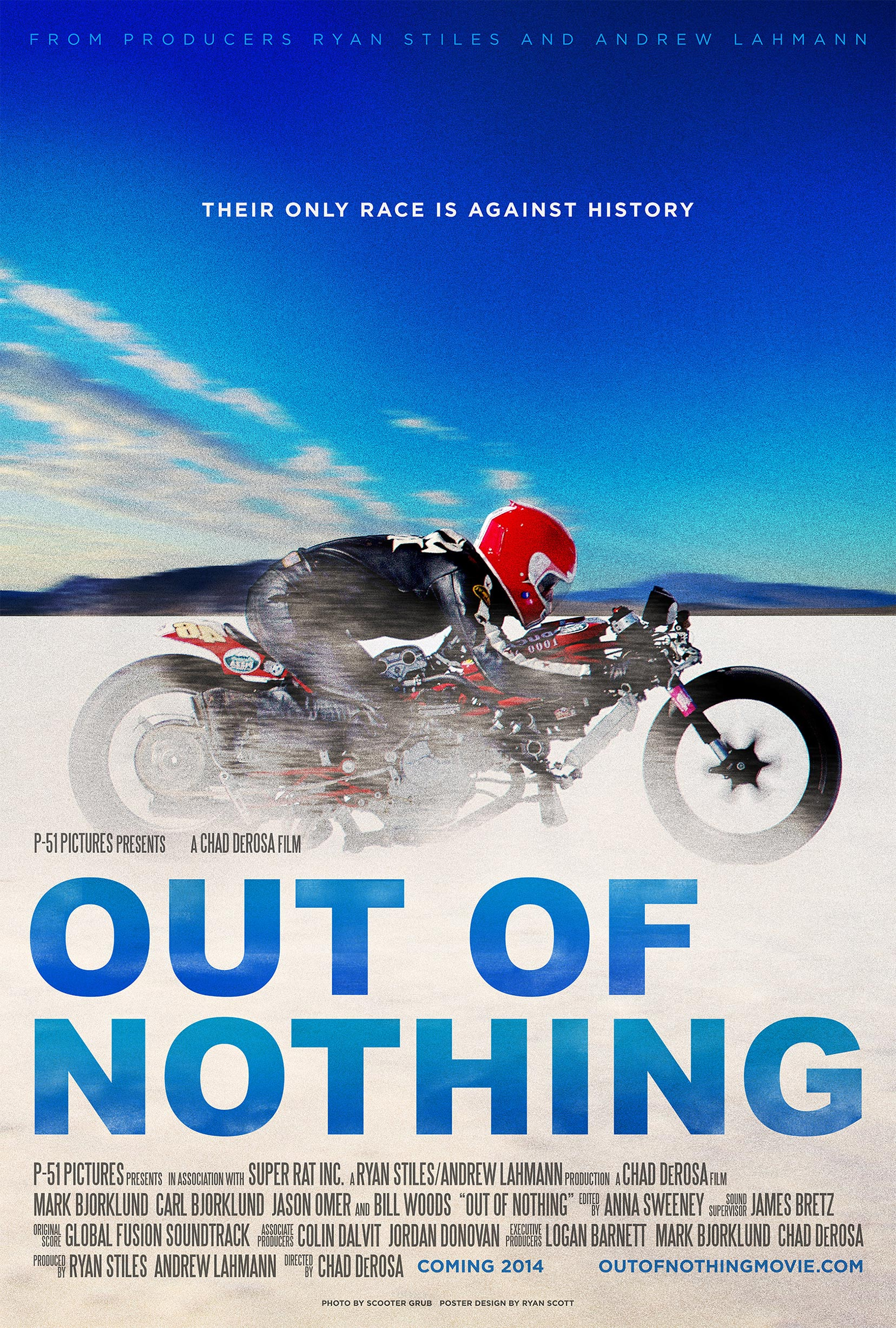 Out of Nothing Poster #1